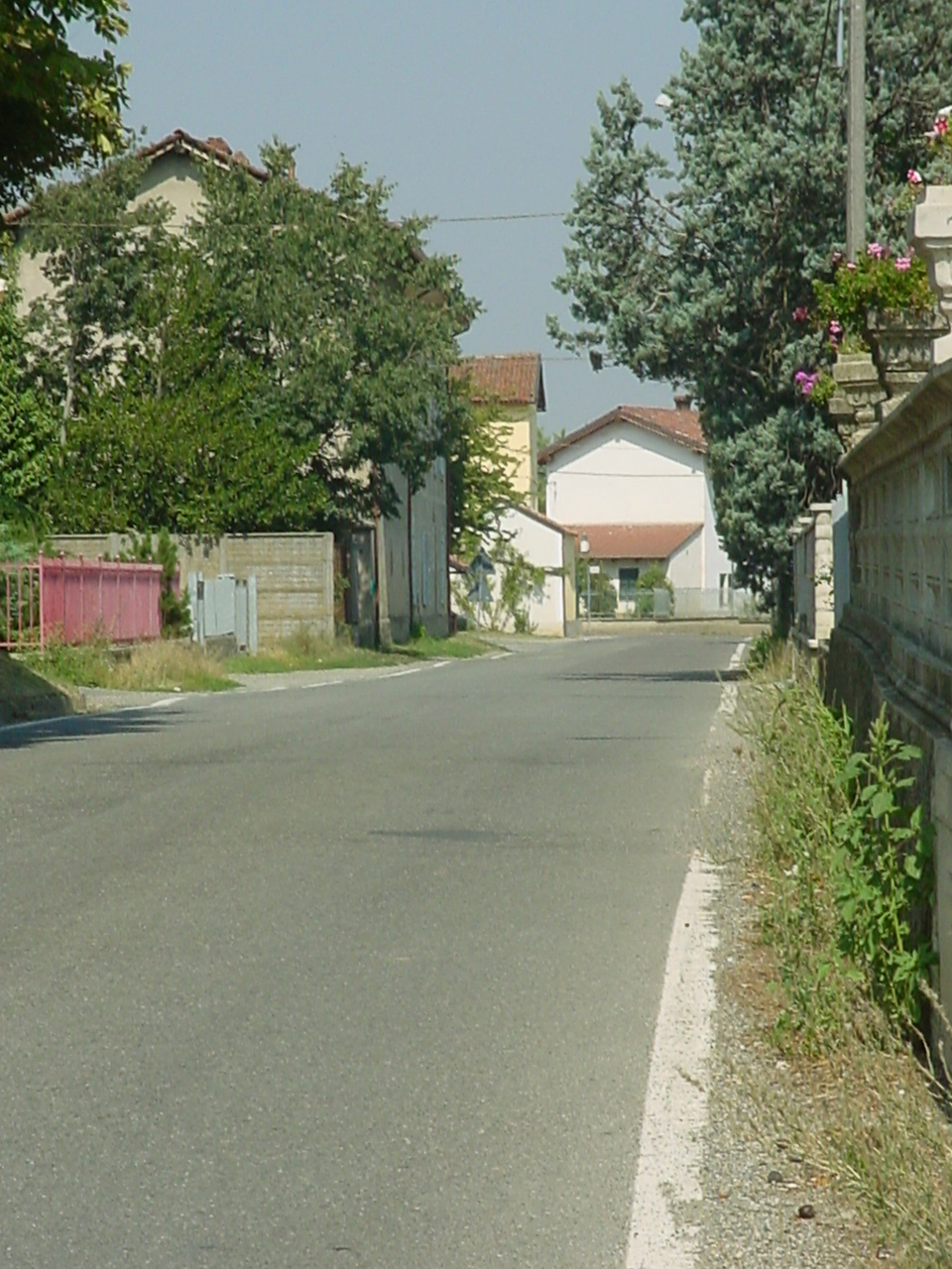 VIA BOSCO MARENGO
